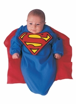Baby Bunting Superman Costume