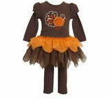 Turkey Diva Tutu Pant Set  3T
