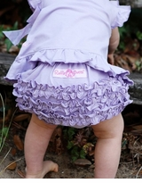 Lavender Bloomers  -  RuffleButt sold out