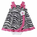 Rare Editions Baby Dress - Summer Baby Sundress