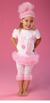 Tiny Dancer Ballet Tunic and Legging Set - sold out