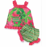 Swing Top and Bloomer Set - Sold out