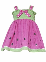Little Girls Sundress - Watermelon  SOLD OUT