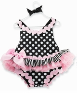Ruffle Bubble Romper sold out