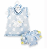 Little Bunny Pinafore and Bloomers Set sold out