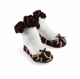 Natalie Giraffe Socks - sold out