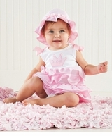 Princess Tiered Dress -  Newborn to Toddler