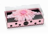 Perfectly Princess Pink and Black Head band