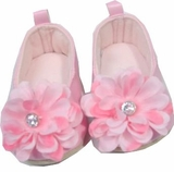 Baby Ballet Slippers - Pink Blossom - sold out