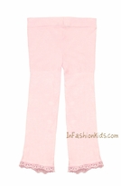 PINK Footless Tights