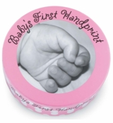 Mud Pie- Baby Girl's 1st Handprint Kit