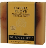 Aromatherapy Soap  4 oz. Bar - CASSIA CLOVE
