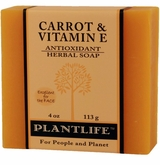 Aromatherapy Soap - 4 oz. Bar - CARROT & VIT E