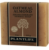 Aromatherapy Soap - 4 oz. Bar - OATMEAL ALMOND