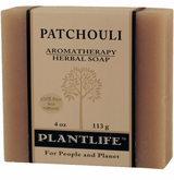 Aromatherapy Soap - 4 oz. Bar - PATCHOULI