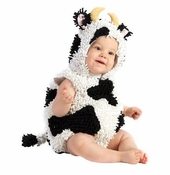 Baby Cow Costume - Kelli the Cow Costume