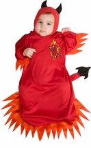 Little Devil Bunting Costume