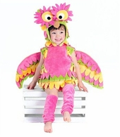 Holly Owl Costume