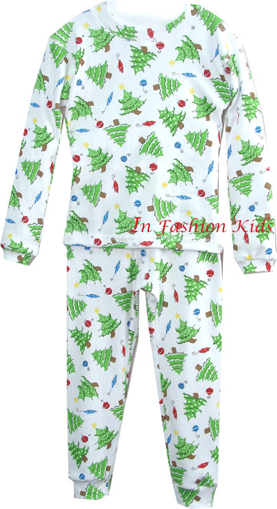 In Fashion Kids Infant Christmas Pajamas - Christmas Trees  SALE 18 Month at Sears.com
