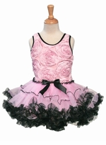 Popatu Pink Rose Pettidress