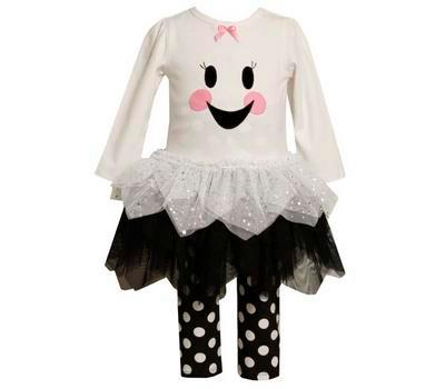 Bonnie Jean Ghost Hanky Hem Tunic and Pant Set months at Sears.com