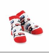 Infant Boys Socks - Train