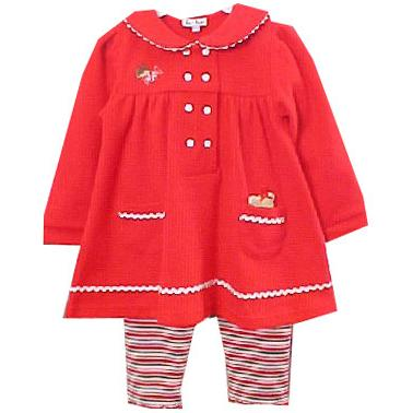 In Fashion Kids Le Top Infant Christmas Treat Pant Set 24 month  FINAL SALE 24 month - LAST ONE FINAL SALE NO RETURNS at Sears.com