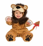 Lil Lion Costume - Jungle Baby Lion Costume
