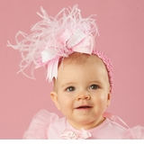 Mud Pie- Pink Party Headband