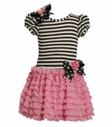 Toddler Dress - Bonnie Jean 2T 3T 4T