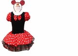 Minnie Mouse Costume Tutu Pettiskirt Ballerina