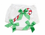 Candy Cane Christmas Bloomers