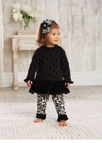 Mud Pie Damask Tunic Set - SOLD OUT