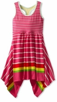 Bonnie Jean Girls Dresses 14 -  16 Knit Stripe Racerback Sundress