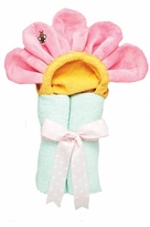 Animal Tubbies Towel - PASTEL FLOWER