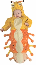 NEWBORN Baby Costume - Caterpillar Bunting