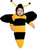 Newborn Bee Costume - Infant Bunting