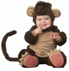 In Character Baby Monkey Costume