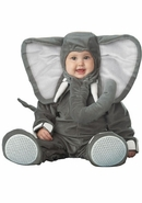 Baby Elephant Costume: Deluxe In Character Costume Sold out