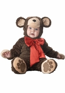Baby Teddy Bear Costume - Unique Halloween Costume for Infants
