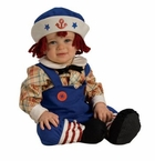 Ragamuffin Sailor Costume - Yarn Hair