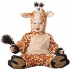 SUPER Deluxe Giraffe Costume for Infants or Toddler