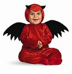 Infant Devil Costume - NEW!