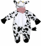 LE TOP COW Costume -  Moo Cow !