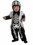 Lil Bones - Skeleton Costume  For Infant