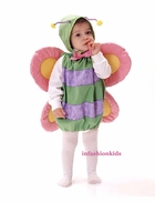 Infant Halloween Costumes - Pastel Butterfly Costume