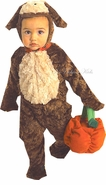 Puppy Dog Costume - Le Top - 6 MONTH