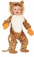 Plush Infant Tiger Costume