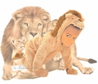 Lion Costume - Infant Lion Costume - No sound
