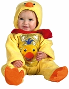 Infant Baby Einstein Duck Costume - SALE